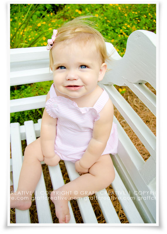 baby portraits one year old t graff creative photography design