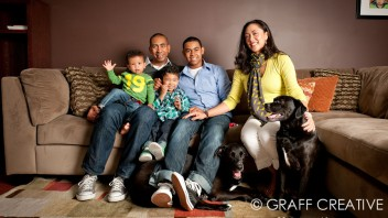 Raleigh Family Portraits | Shearin