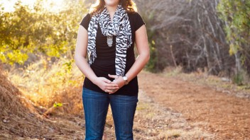Hilltop Christian Senior Portraits | Kristen