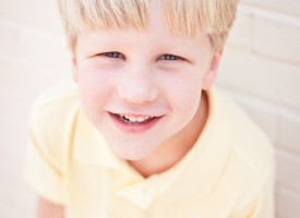 T. | Fuquay-Varina Photographer Child Portraits