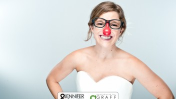 Jennifer & Sam | Charleston Wedding Photobooth