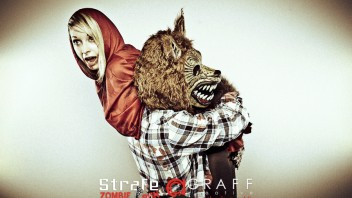 Strafe Zombie Run Photobooth | Fuquay-Varina, NC