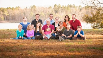 The Tudors | Fuquay-Varina Family Portraits