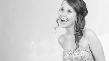 Cheyenne's Prom Pictures | Fuquay-Varina High School