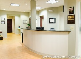 Commercial Photography - Fuquay Family Dentistry by Jebb Graff.