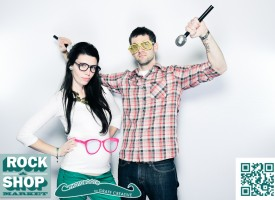 Rock & Shop Market Photobooth