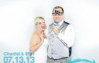 Chantal & Elliot | A Greensboro Wedding Photobooth