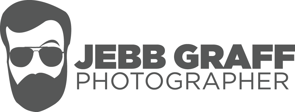 Jebb Graff | Raleigh Photographer | Logo